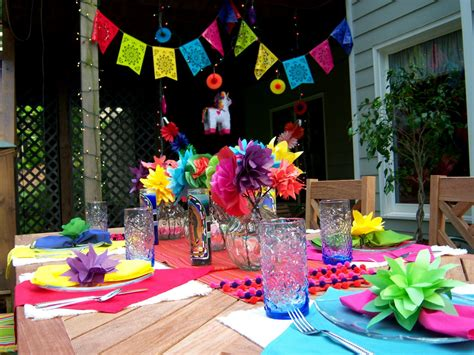 Designermillion: Mexican Fiesta Party Inspirations