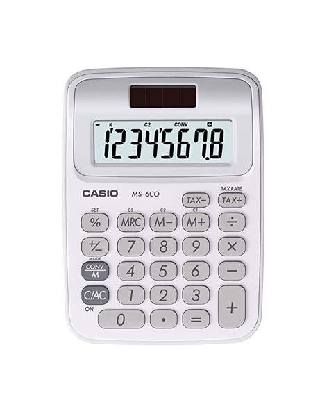 Desk Top Calculator English To Metric Conversation ...