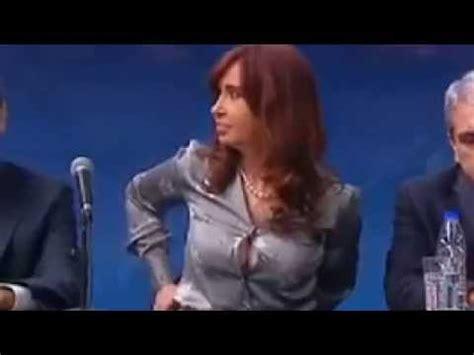 Desliz de Cristina Fernández de Kirchner   YouTube
