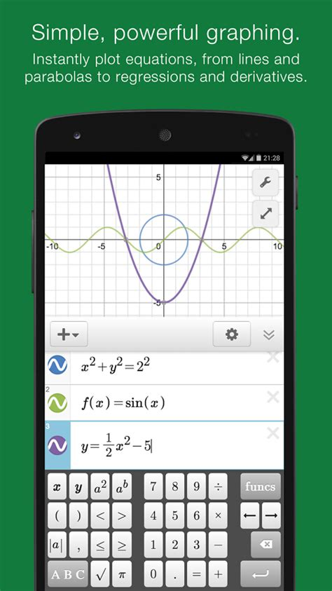 Desmos Graphing Calculator » Apk Thing   Android Apps Free ...