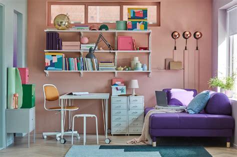 Despacho en casa   Ideas de Ikea para decorar tu zona de ...