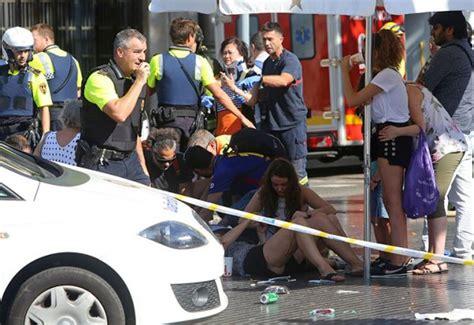 Después de las últimas atrocidades terroristas islamistas ...