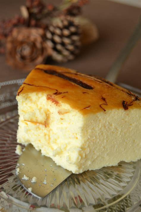 Desserts   TARTA DE QUESO TRADICIONAL con un toque de ...