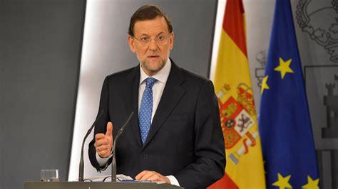 Destituyen a Mariano Rajoy de la presidencia de España ...