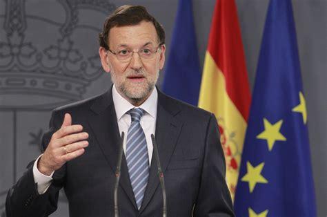 Destituyeron a Mariano Rajoy como presidente del gobierno ...