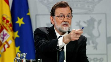Destituyeron a Mariano Rajoy de la presidencia de España ...