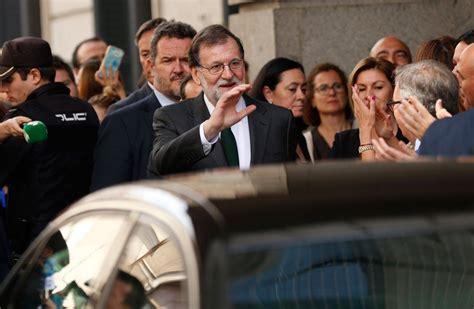 Destituyeron a Rajoy y España tiene nuevo presidente de ...