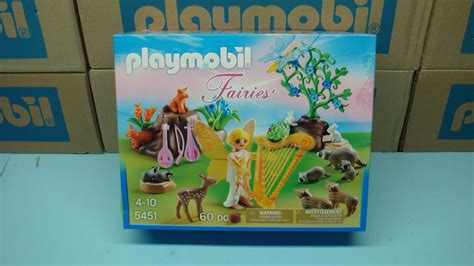 Details about 2012 Playmobil 5451 Magical Kingdom Fairy w ...