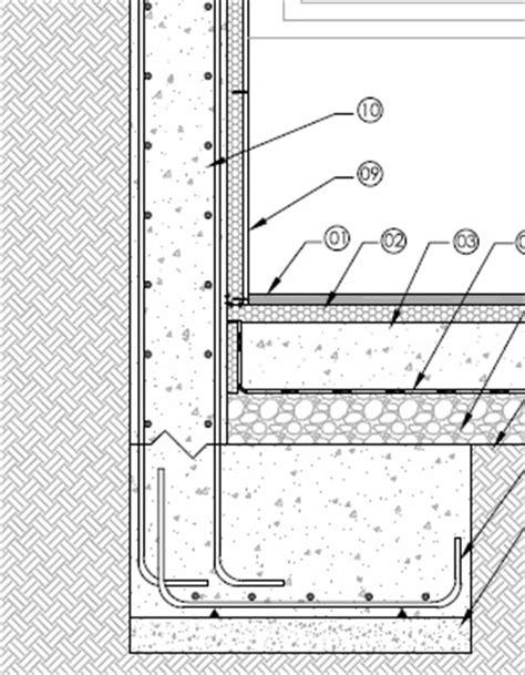 Detalle constructivo de drenaje en muro de sótano   Foros ...