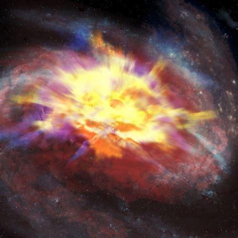 Detectan la tormenta cósmica más fuerte ocurrida en el ...