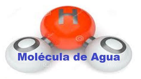 Determinacion de la formula de la Molecula de Agua ...