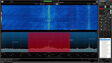 Deutsches Radio 700 3985 kHz, 1 kW TX power, excellent ...