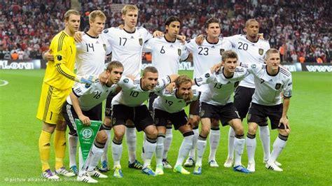 Deutschland: Federación alemana de fútbol