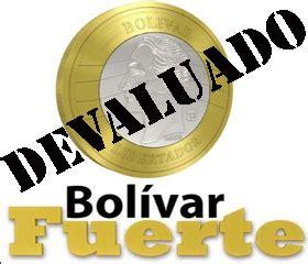 Devaluacion Monetaria en Venezuela