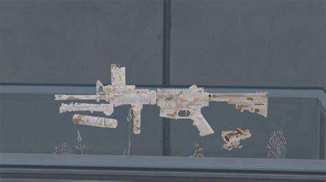 DEVGRU Desert Digital Camo Skin for Jridah s M4A1   GTA5 ...