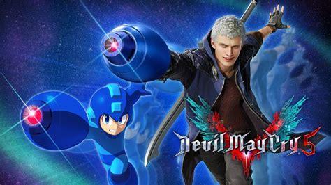 Devil May Cry 5   Mega Buster   YouTube