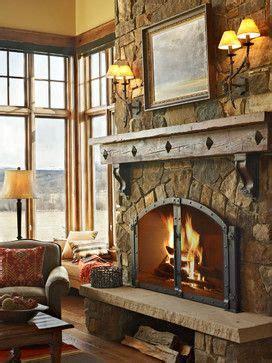 Dexter Meadows rustic living room | Home Decor | Farmhouse ...