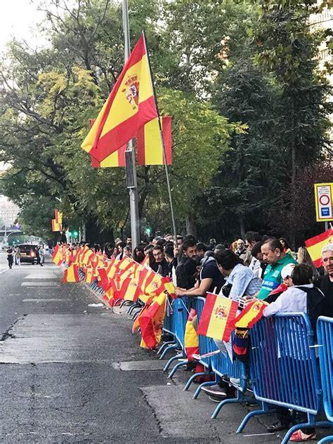 DIA DE LA HISPANIDAD: PROUD TO BE SPANISH!