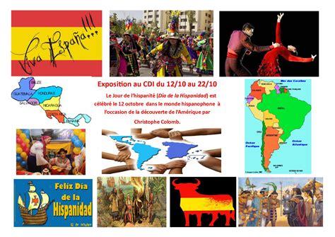 Dia de la Hispanidad – LYCÉE FRANÇAIS INTERNATIONAL ...