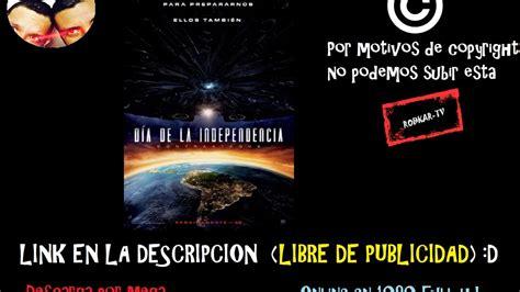 Dia de la independencia 2 Contraataque 2016 película ...
