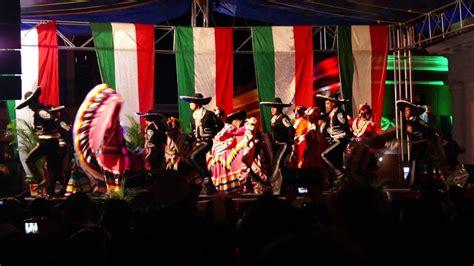 Día de la Independencia de México 2012 [HD]   YouTube