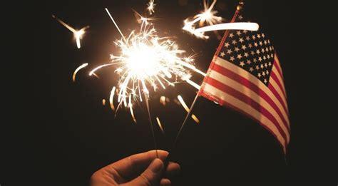 Día de la independencia en Estados Unidos.