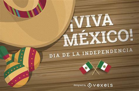 Dia De La Independencia Mexico Design   Vector Download