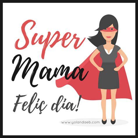 Día de la madre   Felicitación en castellano, catalán e ...