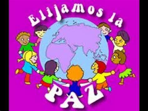 Dia de la Paz : Mensaje de paz de los niños del mundo ...