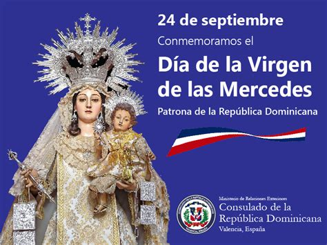 Día de la Virgen de las Mercedes   24 de septiembre ...