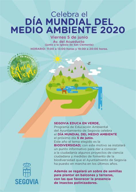Día del Medio Ambiente 2020