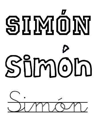 Día del Santo Simón, 28 de septiembre. Nombres para niños
