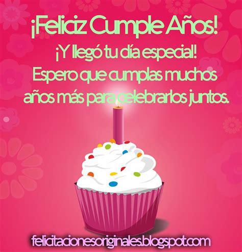 Dia especial Feliz Cumpleaños   FELICITACIONES ORIGINALES