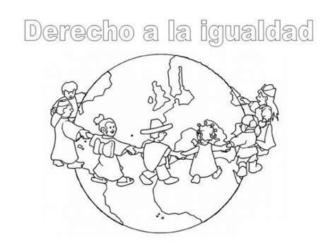 Día Internacional de los Derechos Humanos – Dibujos para ...