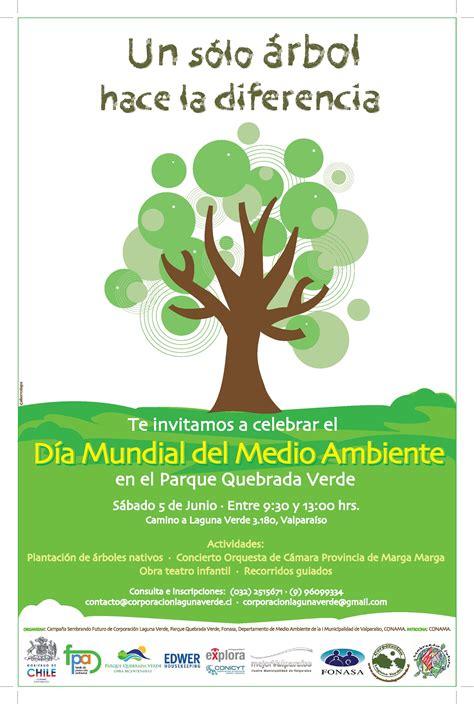 Día Mundial del Medio Ambiente Sábado 5 de Junio en el ...