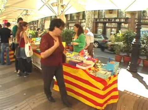 Diada de Sant Jordi: un 23 de abril en Cataluña   YouTube