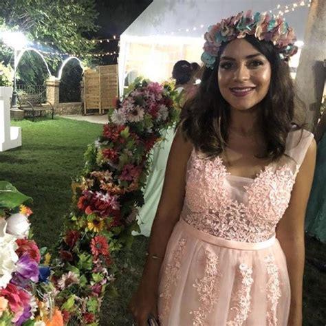 diadema de flores para boda modelo primavera   Diadema de ...