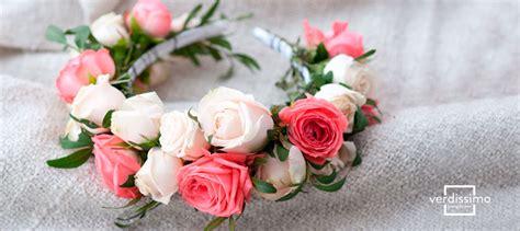Diademas de flores para bodas   Verdissimo