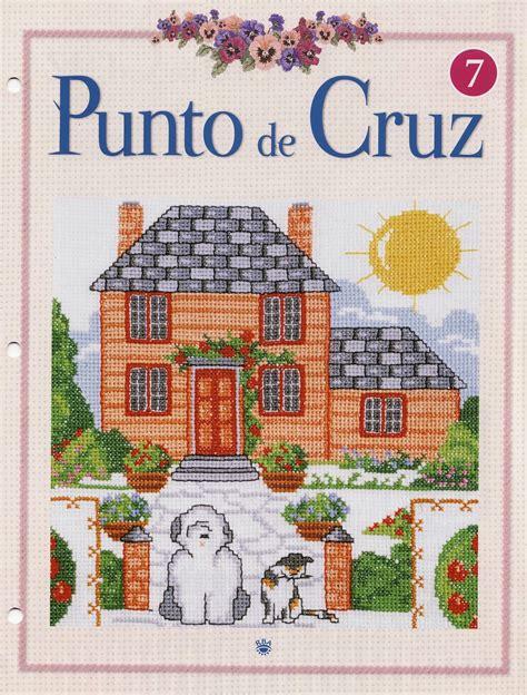 diagramas punto de cruz, revista gratis   Revistas de ...