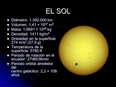 Diámetro del sol: Todo lo que deberías saber para su cálculos