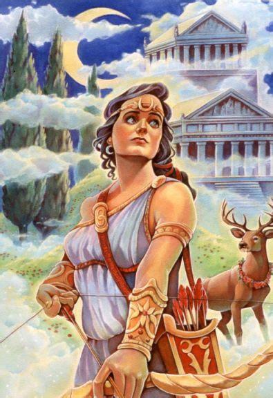 Diana: mitología, amorío y todo lo que necesitas saber