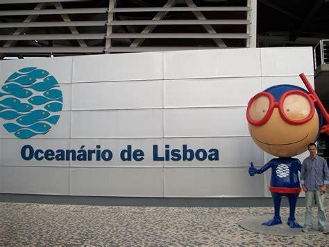 Diário de Bordo: Oceanário de Lisboa