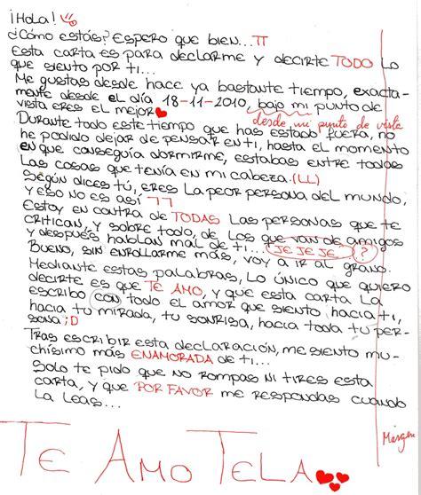 diario de clases: PRIMERO DE ESO B. DECLARACIÓN DE AMOR Y ...