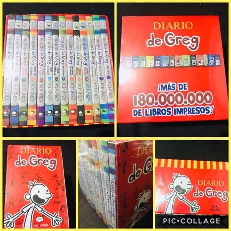 Diario De Greg 14 Libros Coleccion /original+regalo ...