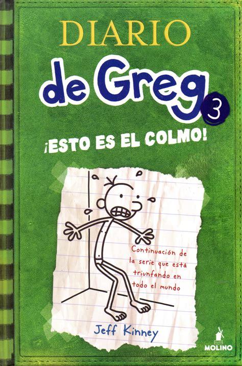 Diario de Greg – El lector espectador