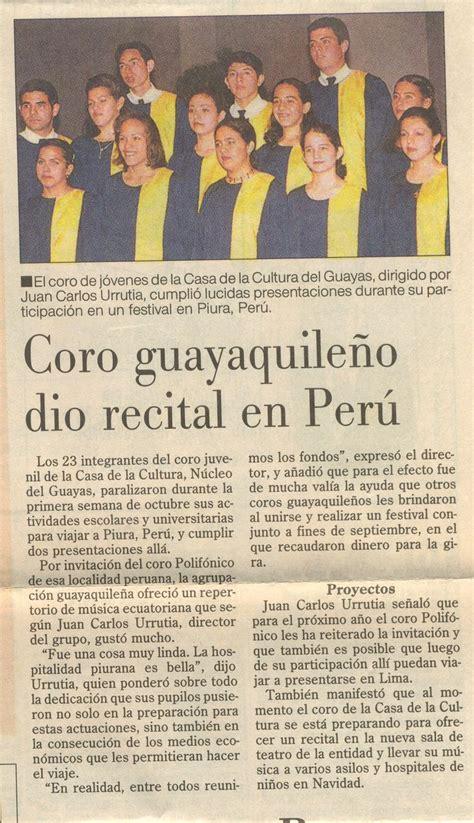 Diario El Universo Guayaquil   Ecuador | Diario el ...