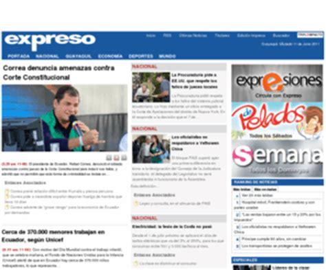 Diario expreso.com: Expreso.ec