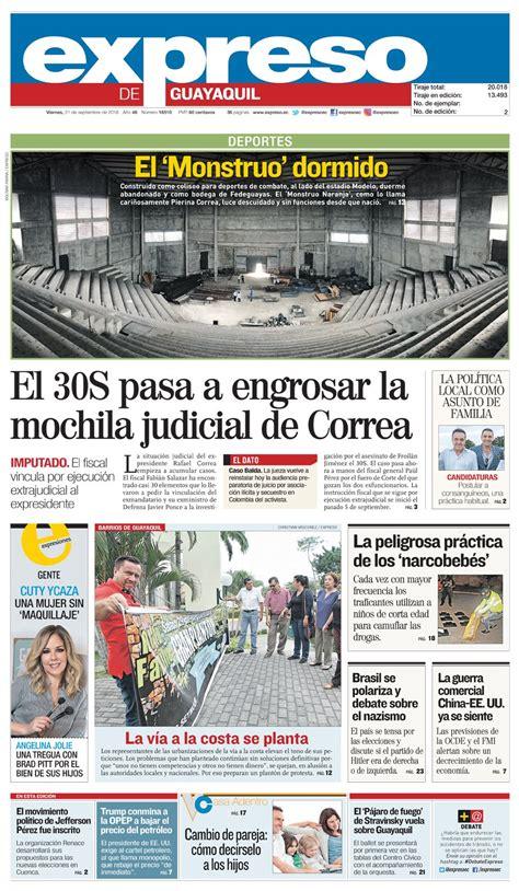 Diario Expreso on Twitter:  ¡Feliz viernes! Termine su ...