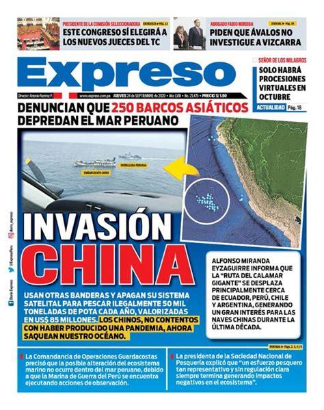 diario expreso : Últimas noticias y actualidad en vivo ...