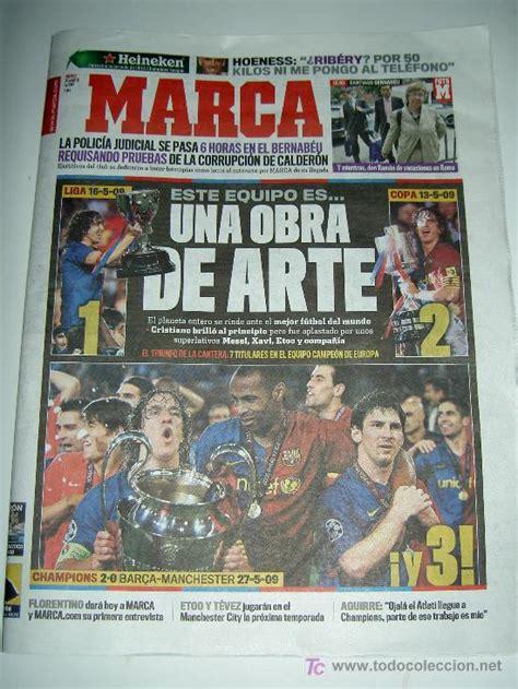 diario marca futbol club barcelona campeon euro   Comprar ...